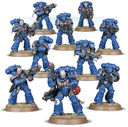 Warhammer 40.000. Space Marines. Primaris Intercessors (48-75) — фото, картинка — 2