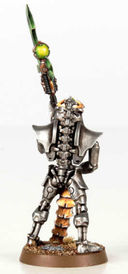 Warhammer 40.000. Necrons. Triarch Praetorians (49-07) — фото, картинка — 10