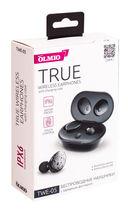 Наушники беспроводные Olmio TWE-05 (черные) — фото, картинка — 1