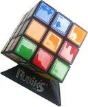 Кубик Рубика 3х3 (без наклеек, мягкий механизм) — фото, картинка — 3